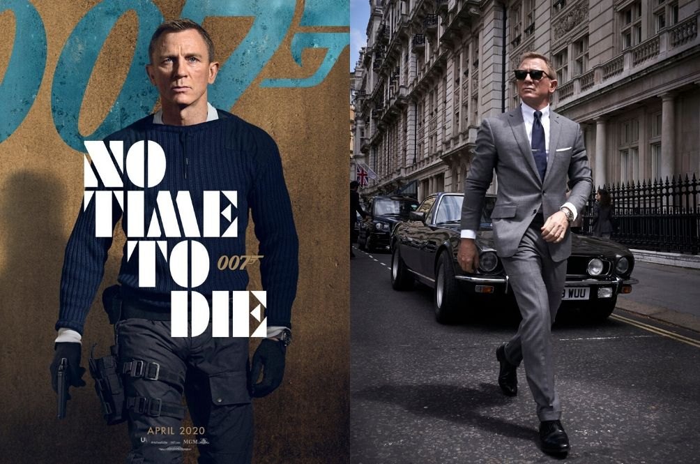 James Bond Has 'No Time To Die' During Coronavirus Outbreak Cancels China Tour