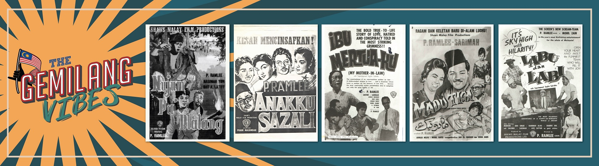 Which P. Ramlee movie is your favourite?