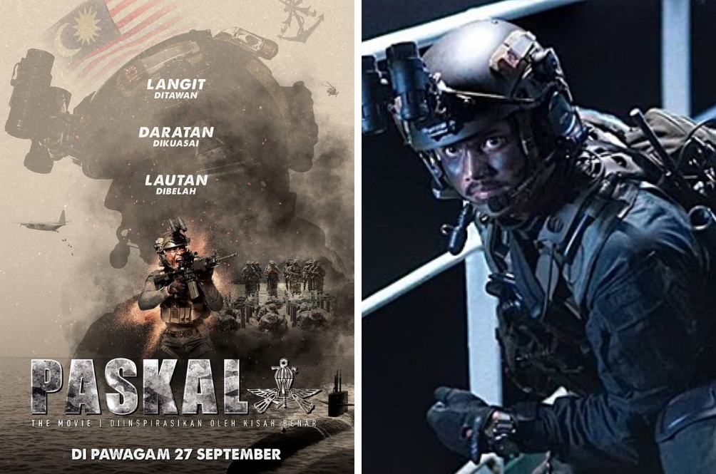 'PASKAL: The Movie' Bombs Its Way To A RM2mil Opening Day!
