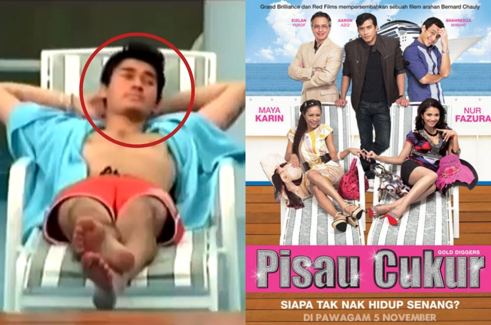 Apparently, Henry Golding Appeared In 2009 Local Movie 'Pisau Cukur'; Netizens Go Crazy