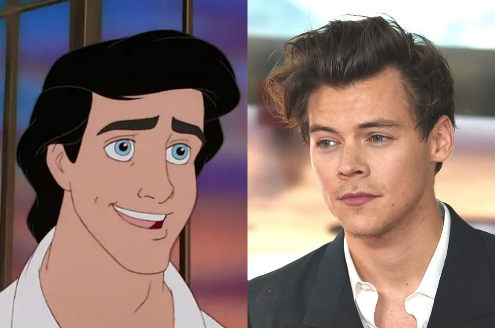 Harry Styles In Talks To Play Prince Eric In Live Action Of 'The Little Mermaid'