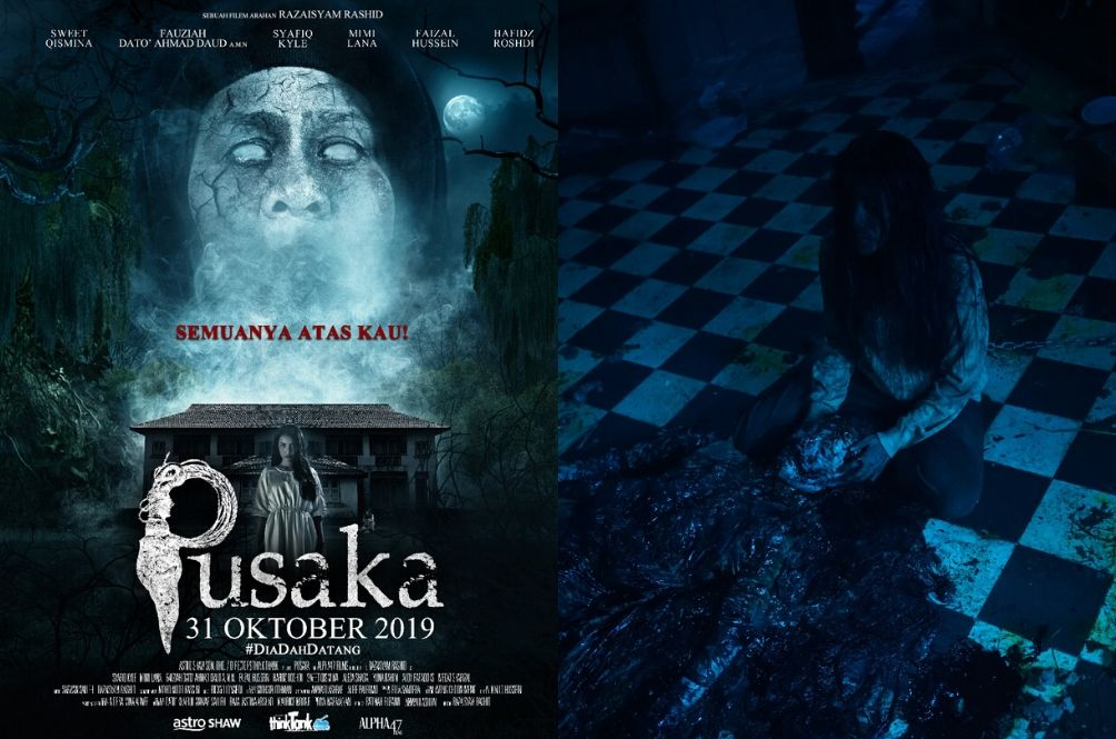 [REVIEW] 'Pusaka' Is The Reason Why We Don't Like Horror Films