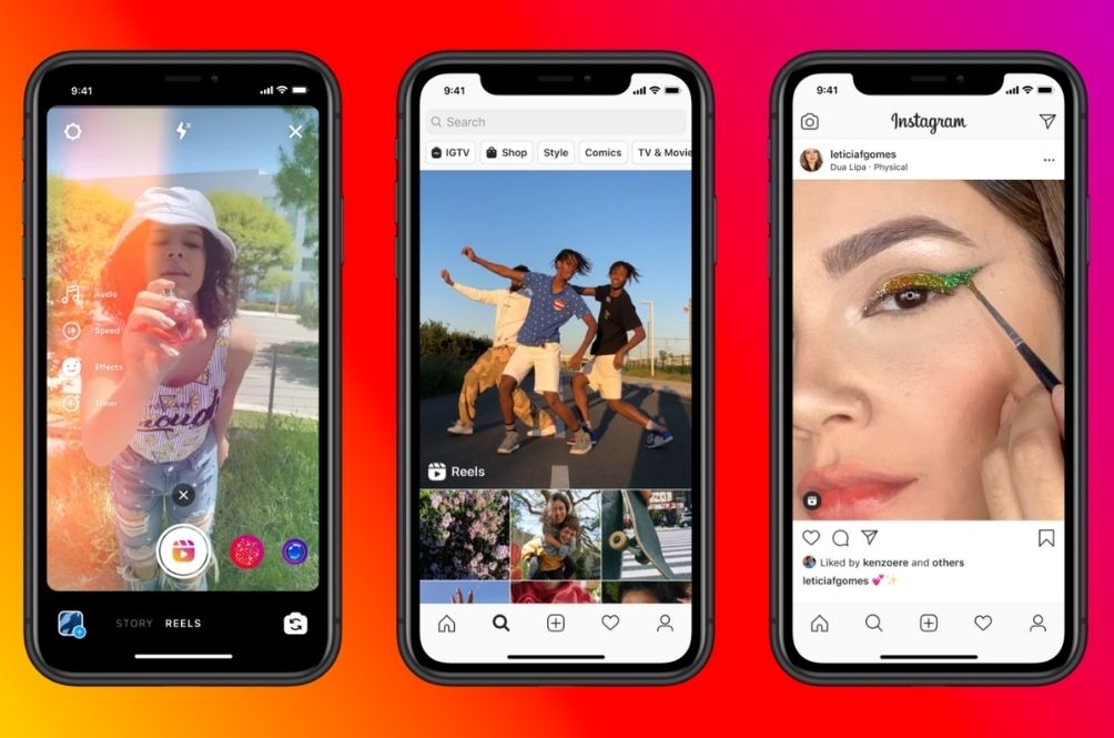Yay Or Nay? Instagram Launches Its Own Version Of TikTok Called 'Reels'