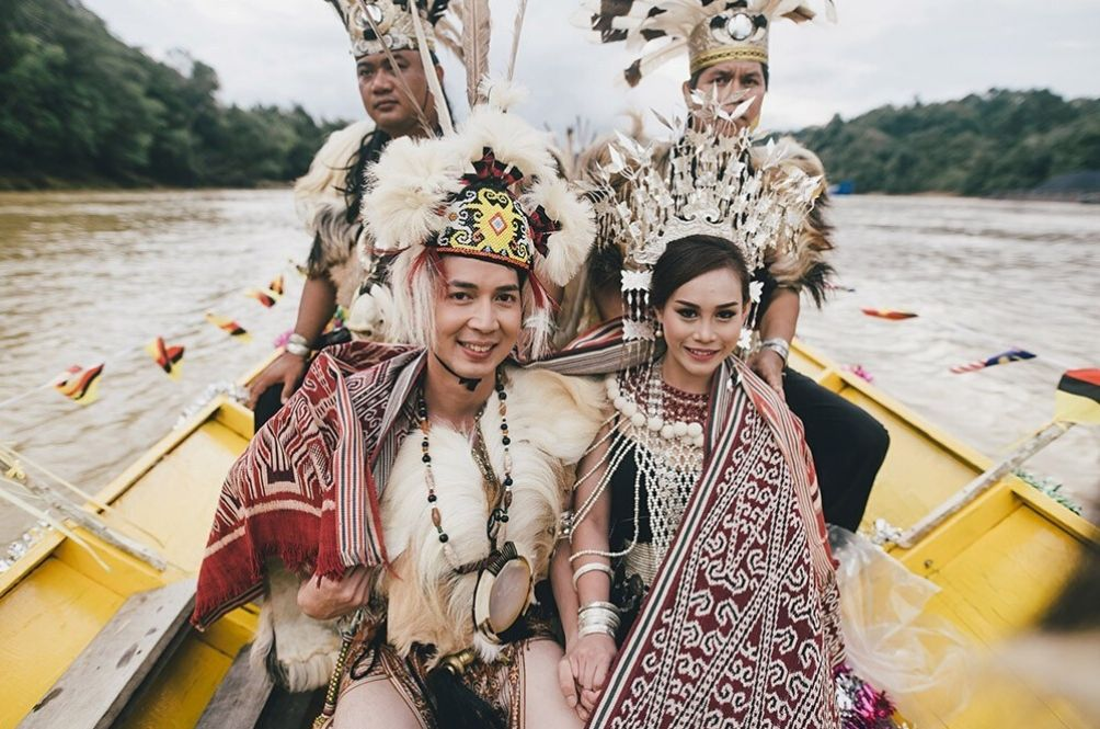According To A Study, Sarawak And Johor Are The Most Romantic States In Malaysia