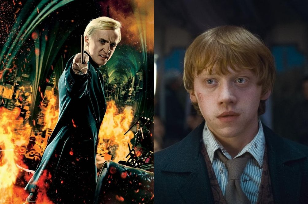 Rupert Grint And Tom Felton Are Up For A New 'Harry Potter' Film Spin-Off