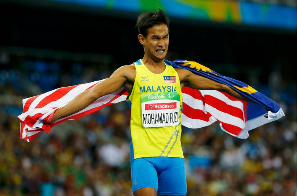 Malaysian Paralympian Ridzuan Puzi Set To Get His Own Biopic Film