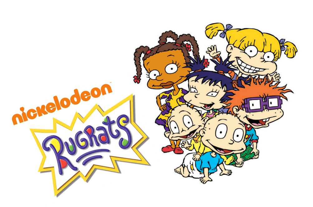 Get Ready For A 90s Throwback, Because 'Rugrats' Is Coming Back