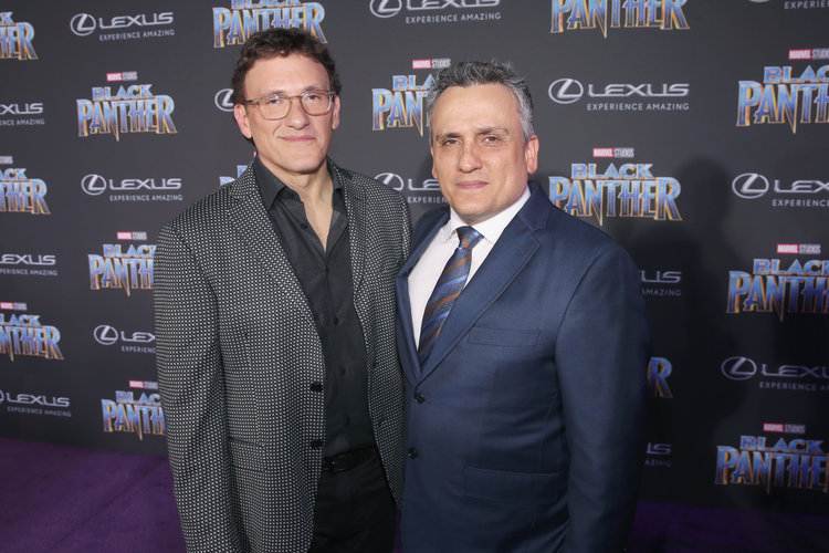 The duo responsible bringing 'Avengers' to life.