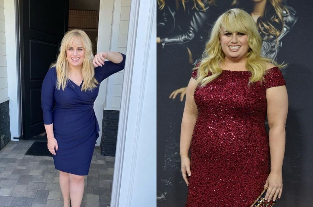 After Adele Actress Rebel Wilson Shocks Fans With Amazing Transformation Entertainment Rojak Daily