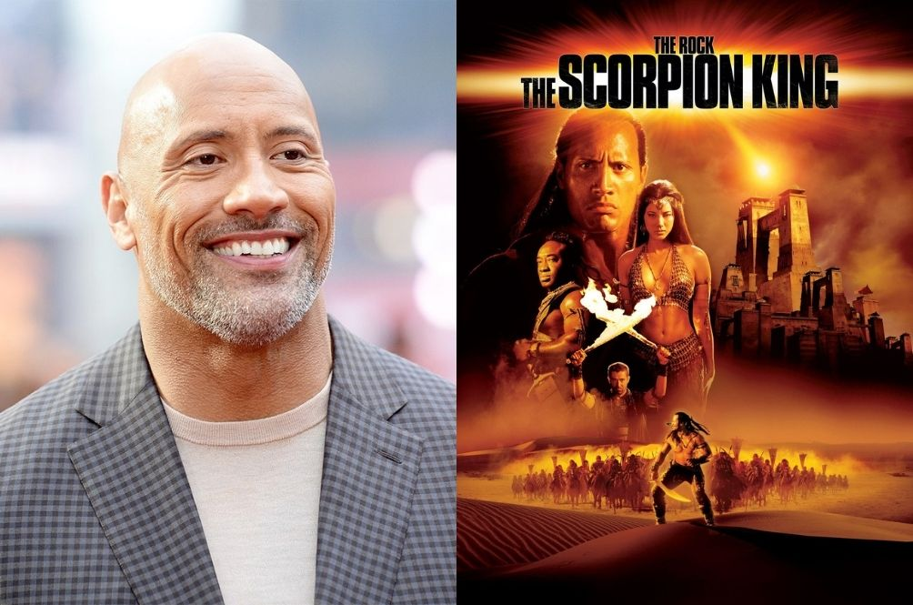 The Rock Set To Reboot His Iconic Role As 'The Scorpion King' In New Film