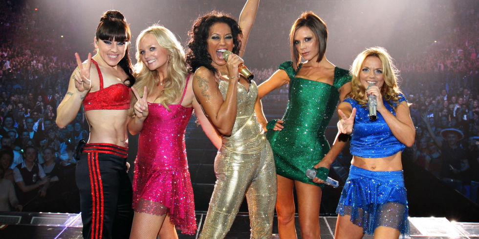 That Spice Girls TV special better be at least three hours long!
