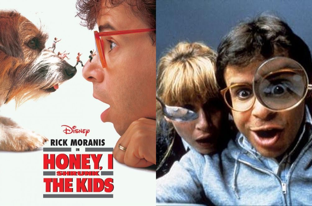 Your Favourite 80s Movie 'Honey I Shrunk The Kids' Is Getting A Reboot