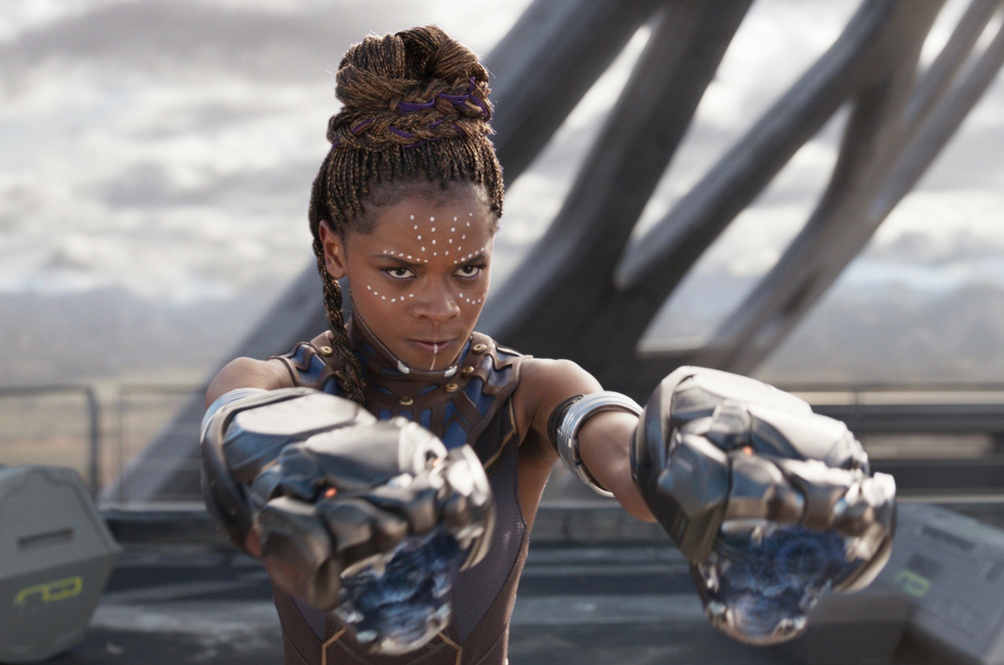 'Black Panther' Fans Think Shuri Might Be The Best Disney Princess Ever