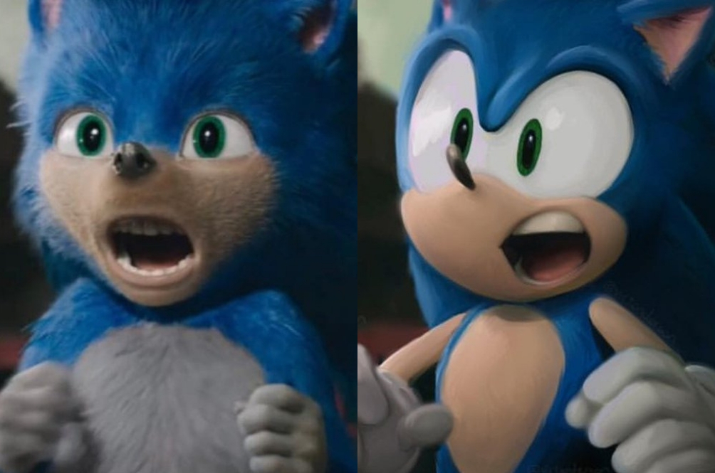 Sonic The Hedgehog Movie Trailer Is Out And People Are Mad Because It S Ugly Af Entertainment Rojak Daily