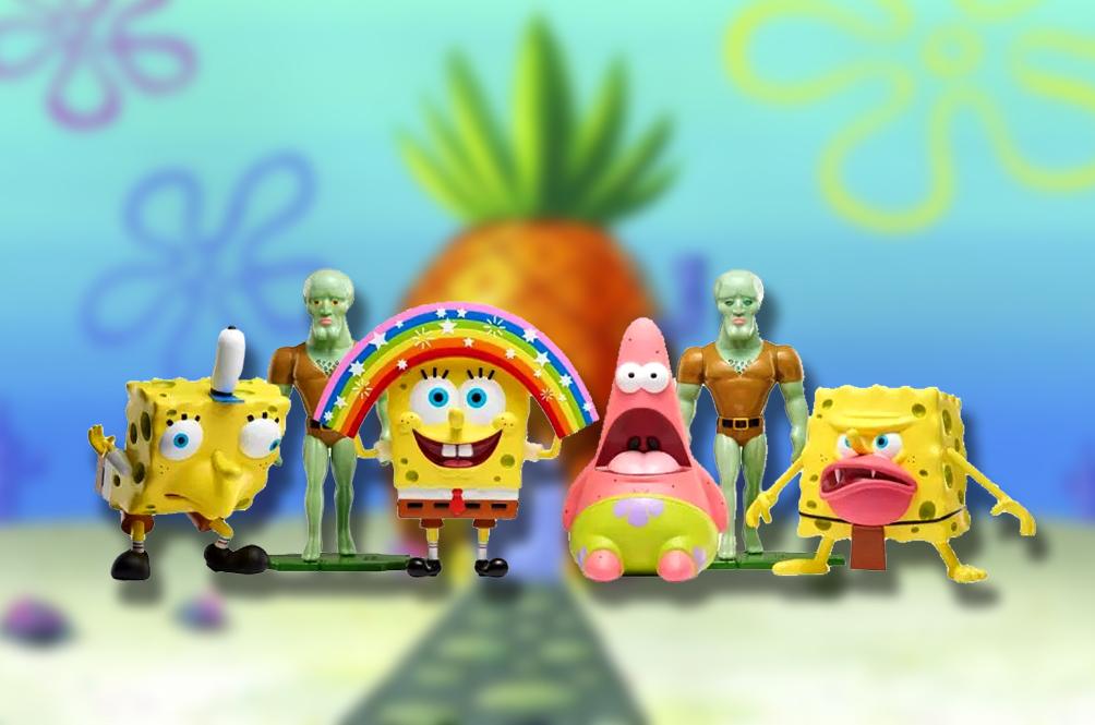 Nickelodeon Releases The Toy Of Your Dreams – 'Spongebob' Meme Figurines