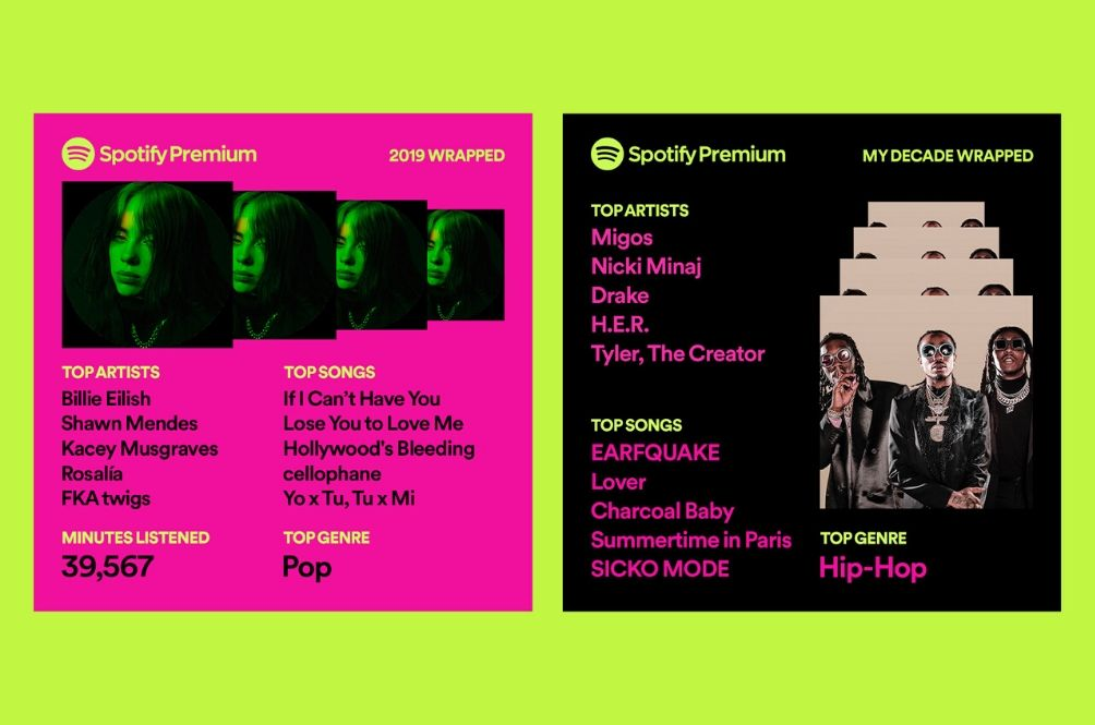 Music Fans, It's That Time Of The Year Again – #SpotifyWrapped Is Back