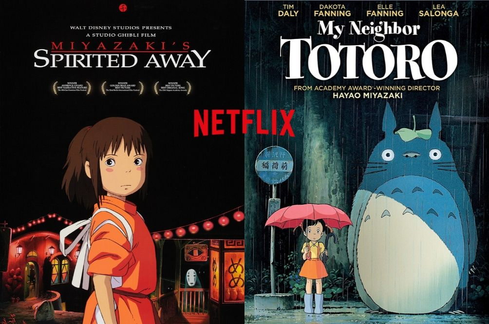 Cancel Your Weekends: All 21 Studio Ghibli Movies Are Coming To Netflix In February
