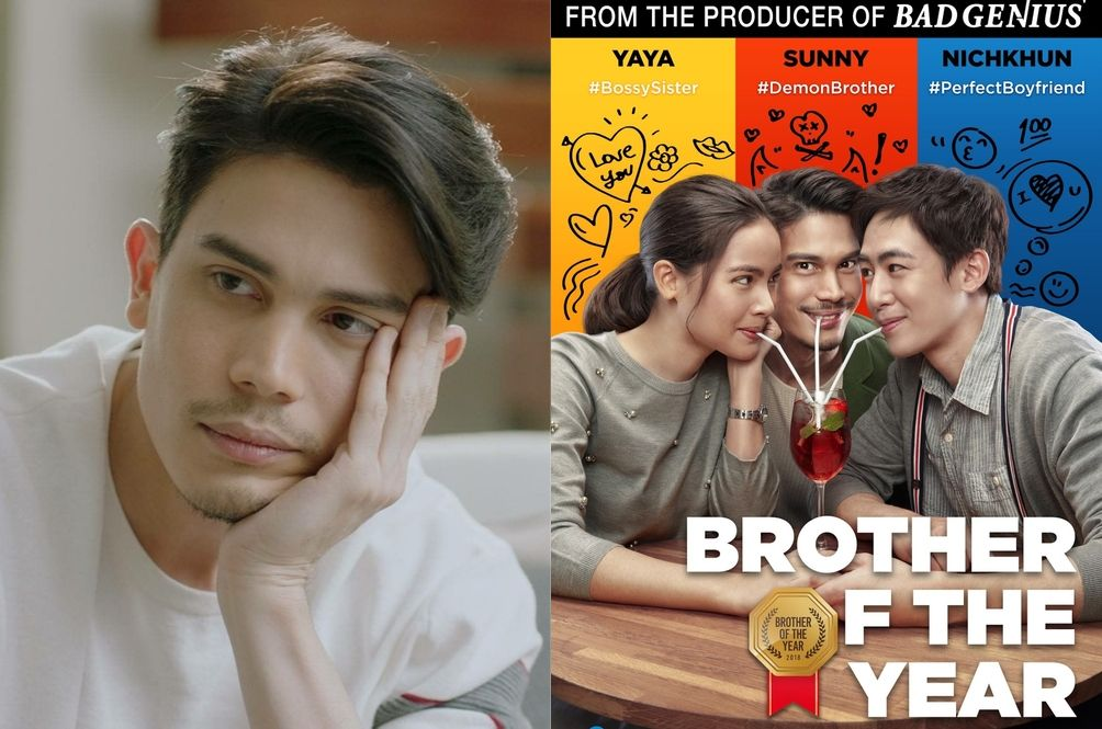 'Brother Of The Year' Star Sunny Suwanmethanont Is Coming To Malaysia In November!