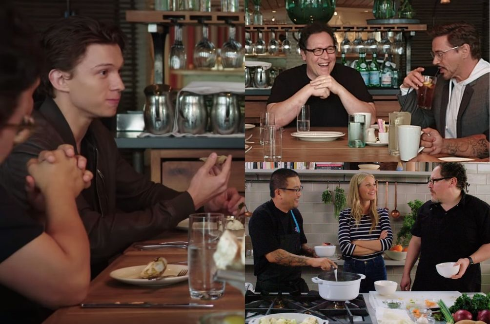 The Avengers Will Be Assembling On Jon Favreau's New Netflix Cooking Show