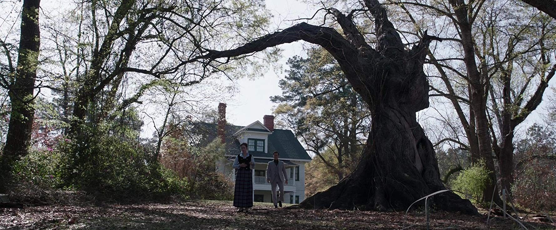 Fact to fiction: the farmhouse inspired the making of 'The Conjuring' horror flick.