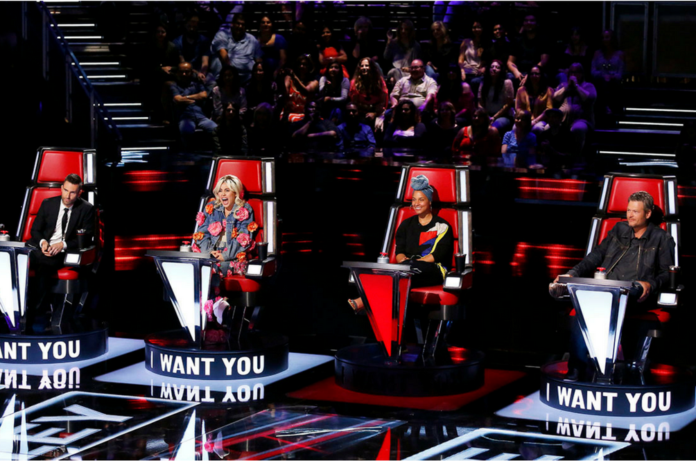 'The Voice' Contestants Don't Really Get To Choose Their Own Songs During Auditions And Here's Why