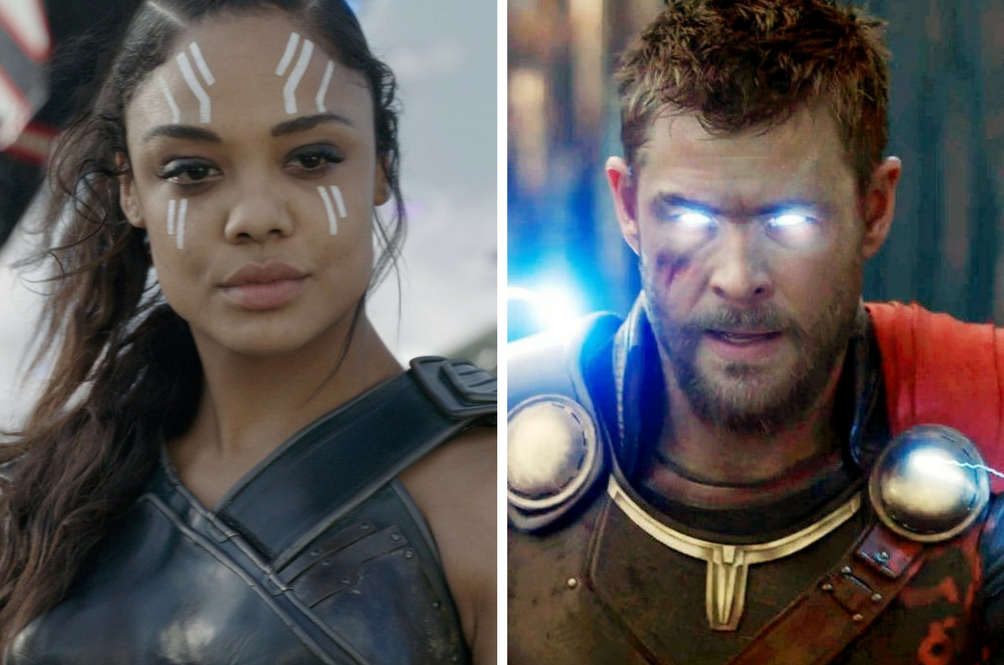 Thor And Valkyrie Set To Reunite In 'Men In Black' Spinoff