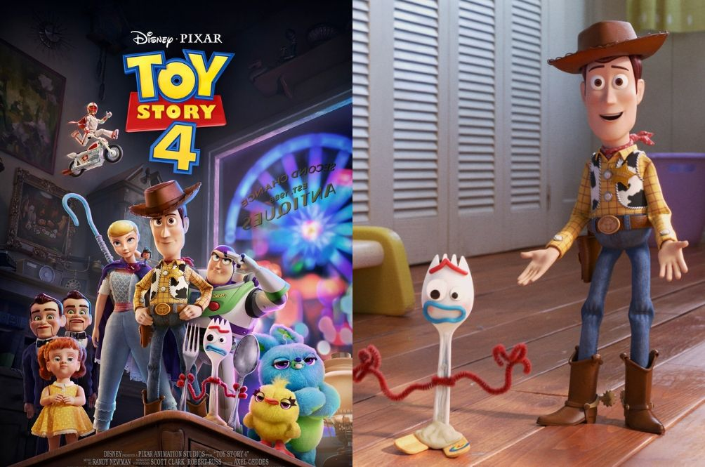 Five Reasons Why 'Toy Story 4' Is Disney/Pixar's BEST Movie To Date