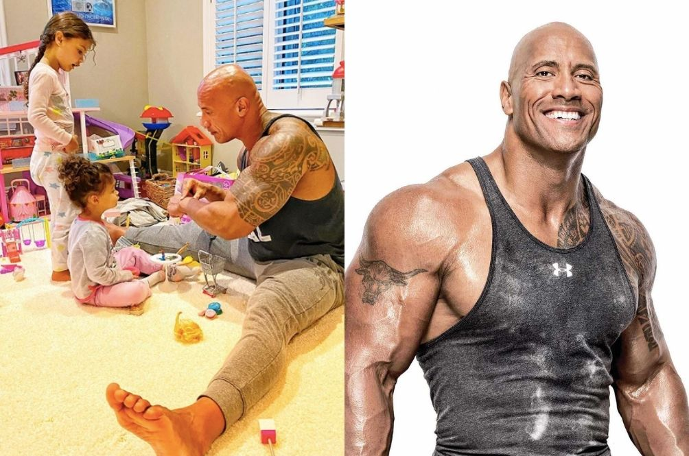 """Dwayne 'The Rock' Johnson Tests Positive For COVID-19, Says """"It's A Real Kick In The Gut"""""""
