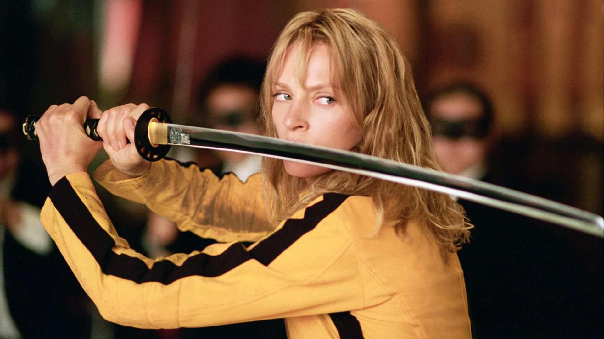 The most dangerous chick of the 2000s.