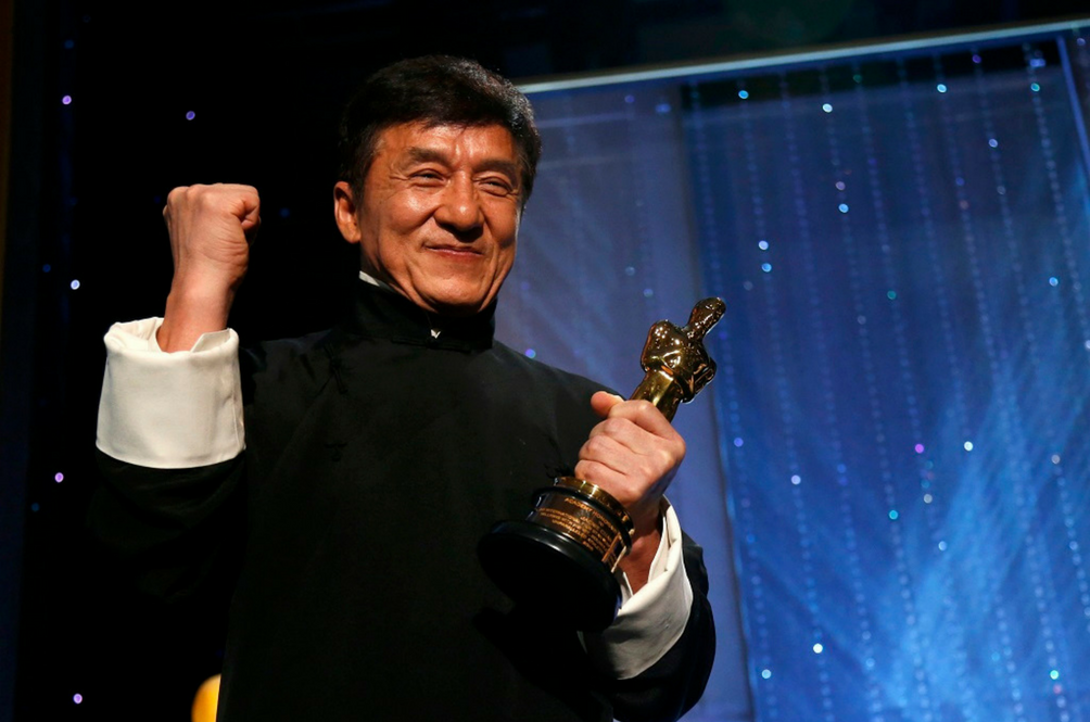 Jackie Chan Finally Bags His First Oscar After Starring in Over 200 Movies for Five Decades