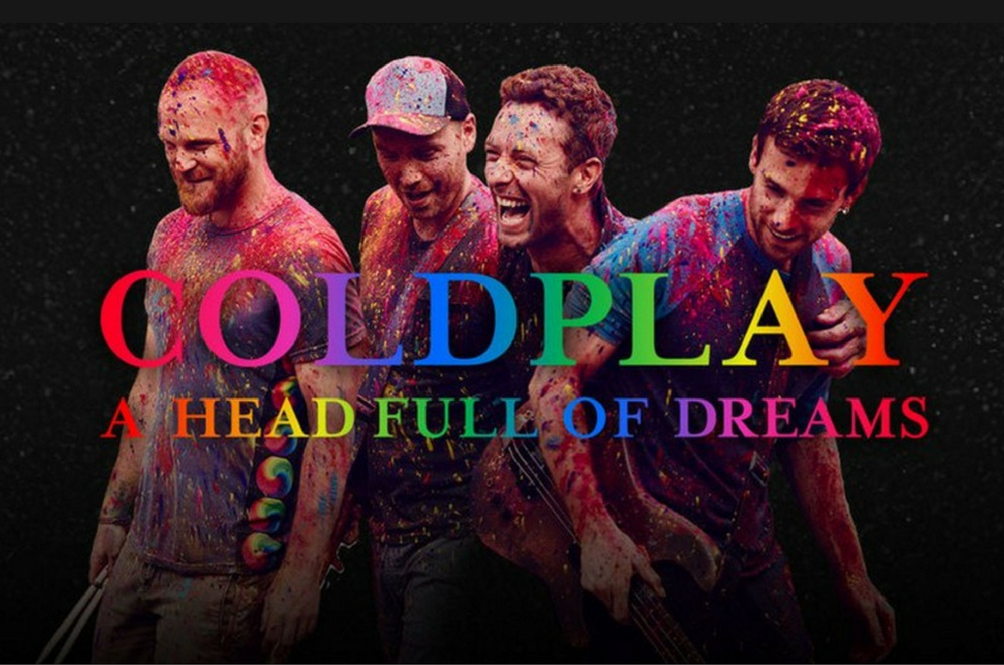 Our Prayers Have Been Granted, Coldplay is Coming to Singapore!