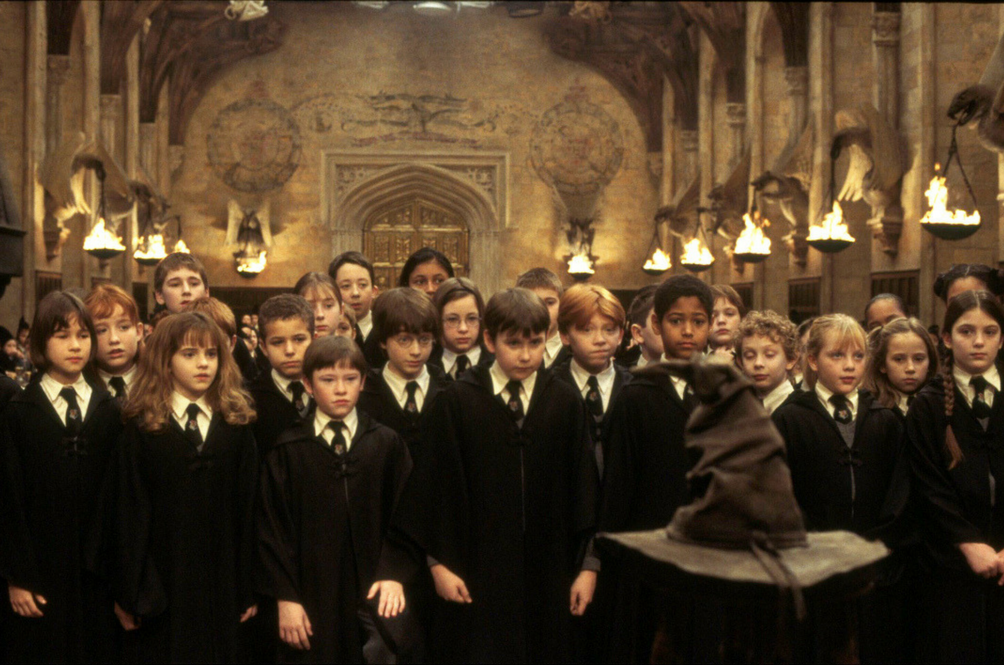 Harry Potter and the Sorcerer's Stone Turns 15: Here's What They Look Like Then and Now