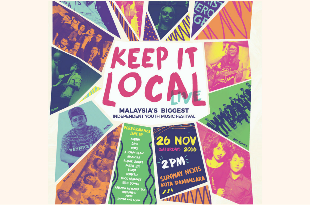 Get Your Local Music Fix with 'Keep It Local Live'!