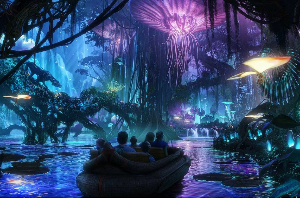 Disney's New Avatar Theme Park is Probably the Theme Park You've Been Waiting for Your Whole Life