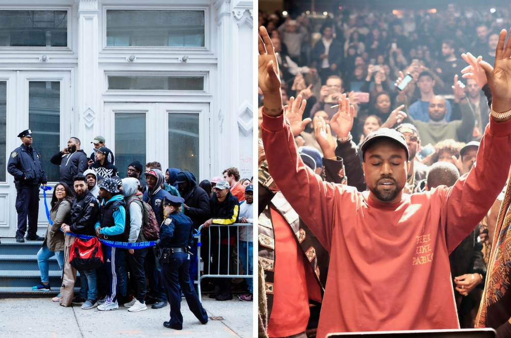 Why Kanye West Fans Are Furious With His Pop-Up Store Merchandise