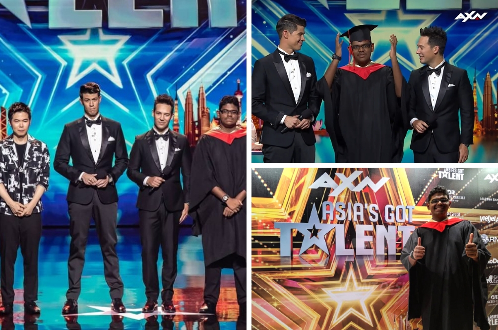 'Human Calculator' Yaashwin Sarawanan Becomes The First M'sian To Place Second On 'Asia's Got Talent'