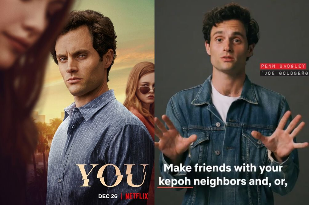 You Season 2 is Now Streaming on Netflix