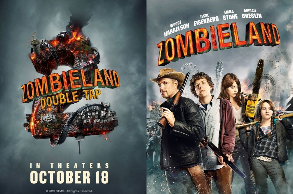 After 10 Very Long Years, 'Zombieland 2' Is Finally Here!
