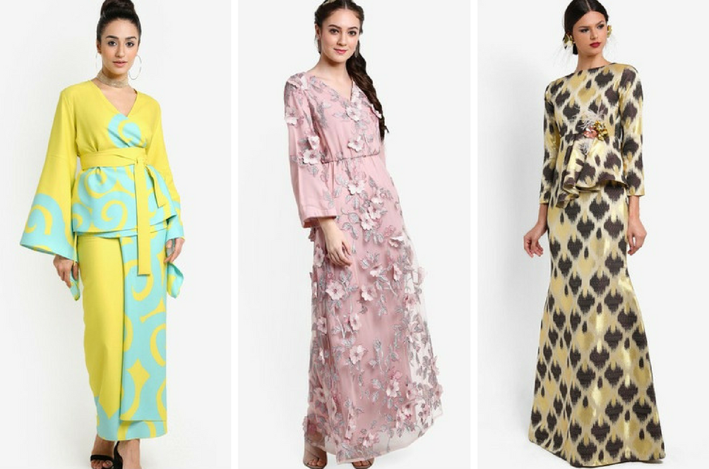 5 Hari Raya Collections We Love From The 2017 #Zaloraya Collection