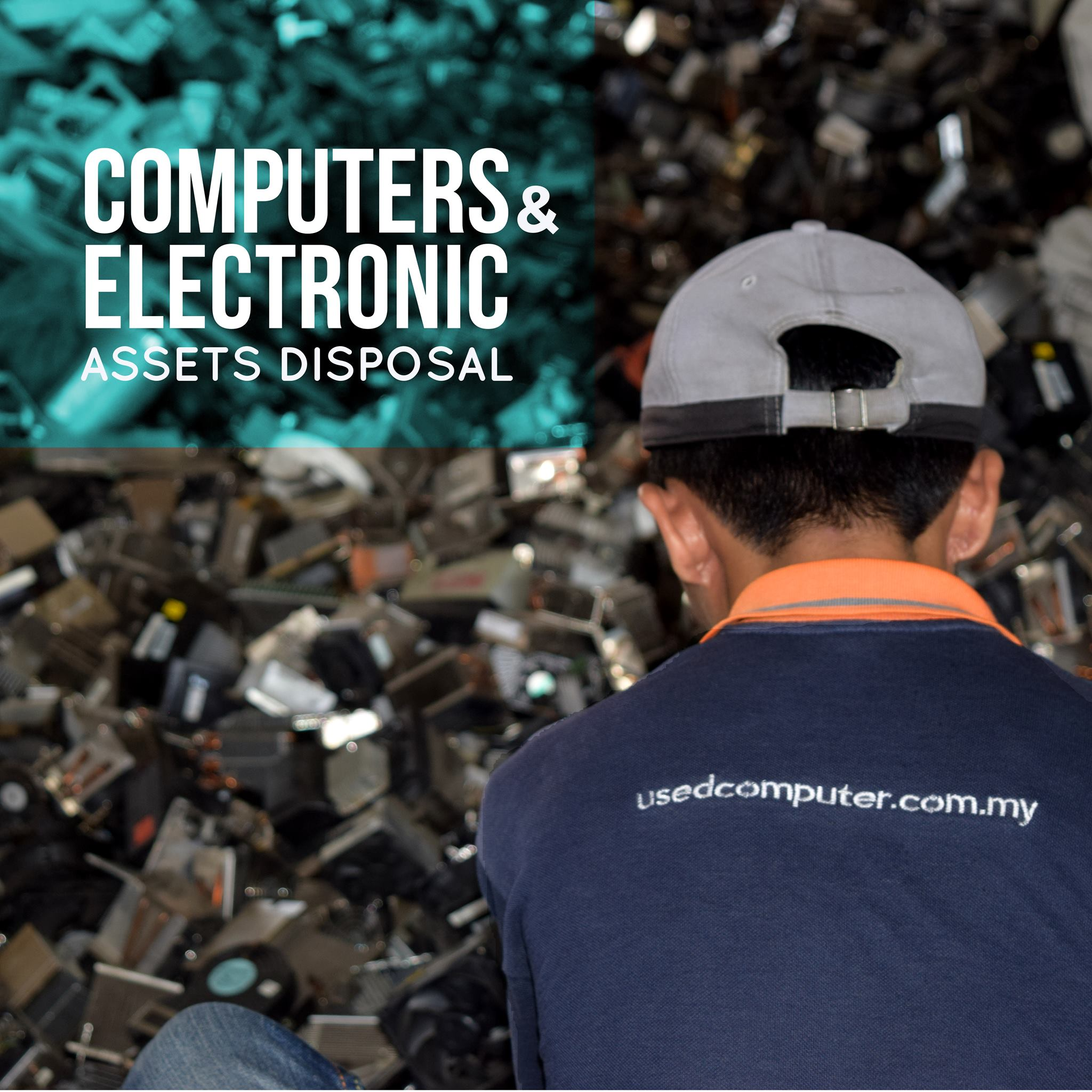 Your company can even join in the bandwagon and contact them for e-waste disposal.