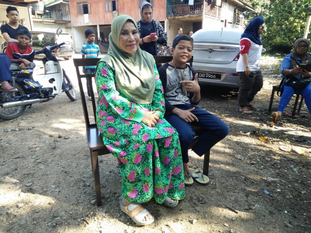 Syukor and Delimawati.