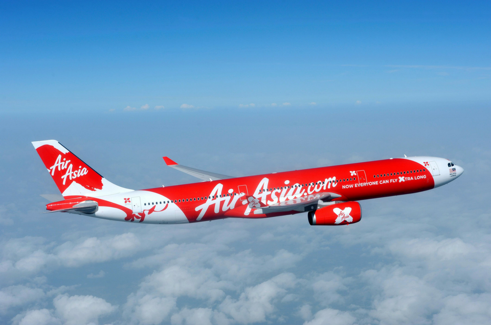 AirAsia Is Suspending Selected Routes To Iran, Thailand, And Philippines In 2018