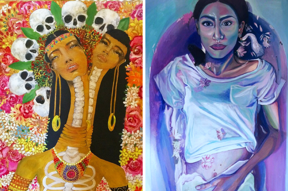 8 Ultra Talented Female Malaysian Artists Who'll Give Picasso A Run For His Money