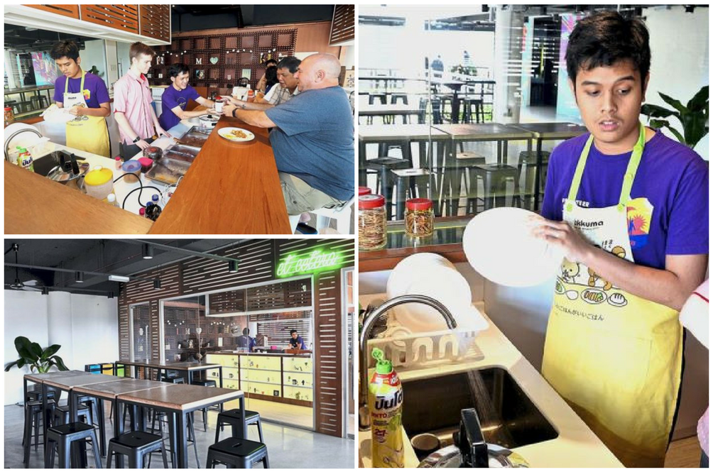 There's A Café In Puchong Run By Autistic Staff Members And It's Really Awesome