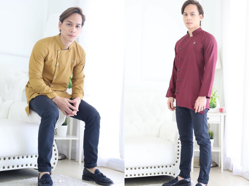 Will you be willing to wear this on Hari Raya?
