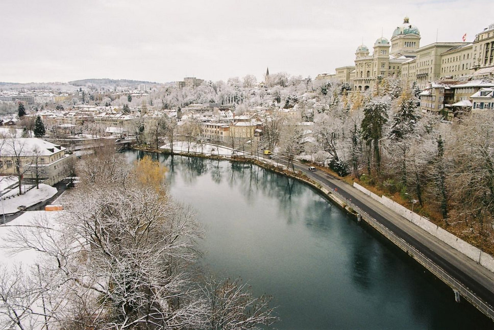 Beautiful Bern! Super insta-worthy.