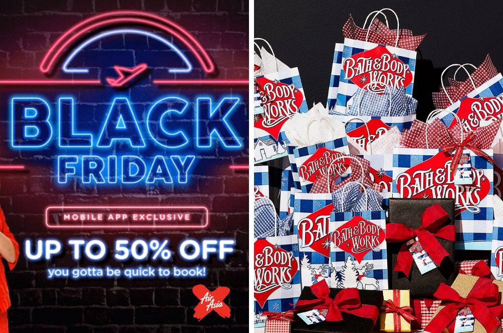 Here's The List Of Malaysian Black Friday Sales That's Going To Empty Your Bank Accounts