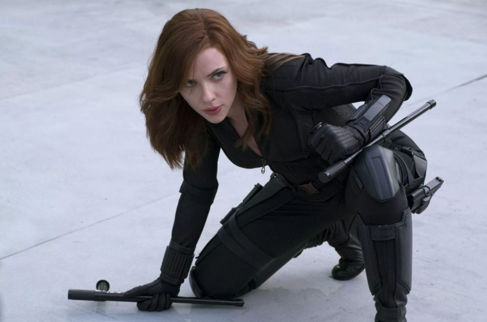 OMG, The 'Black Widow' Trailer Is Here, And Nick Fury And Hawkeye Is In It!
