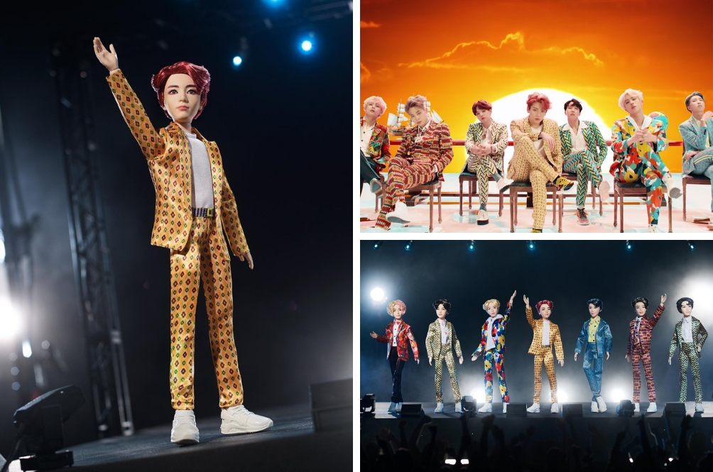 BTS Army, Get Ready To Grab Your Favourite 'Oppa' From The Mattel BTS Doll Line