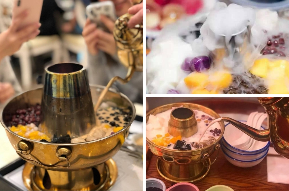 If You Love Bubble Tea So Much, You Should Try Malaysia's First Ever Boba Tea Steamboat